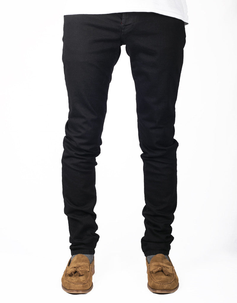 Leonardo Jean - 1 Moon Black Nero Denim