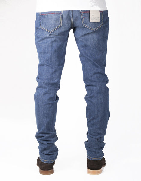 Leonardo Jean - 2 Year Deep Blue Bolt Denim