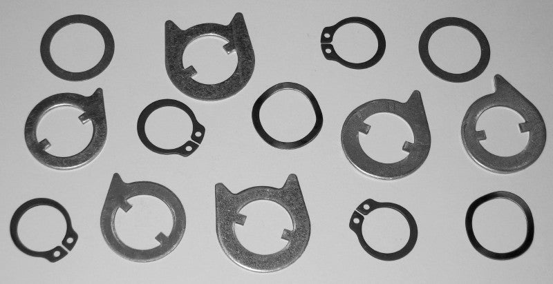 Spacers Cam Washers And Circlips Doorhandlesprings Co Uk