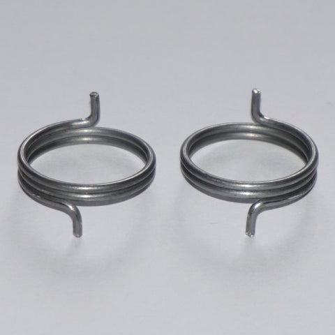 Door Handle Spring 2.5 Turn 1.4mm Round Wire
