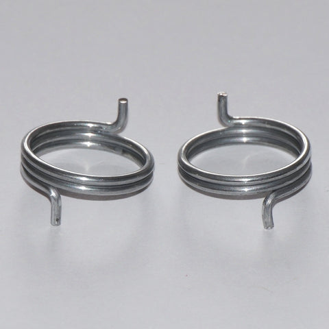 Door Handle Spring 2.5 Turn 1.65mm Round Wire