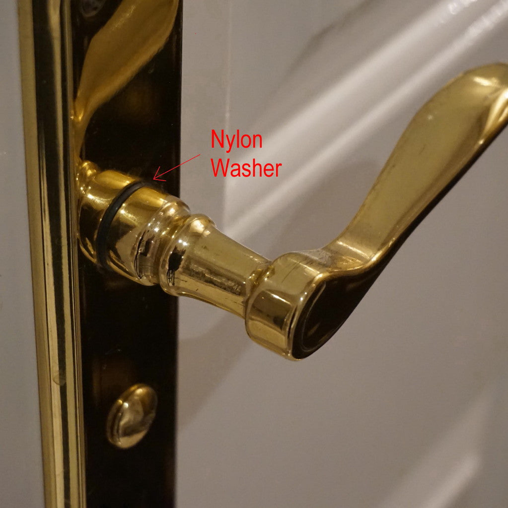 Nylon Washers For Door Levers Mixed Pack