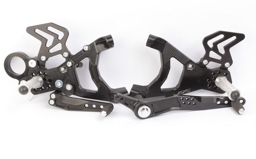 Rearsets for BMW S 1000RR, 2019/2020