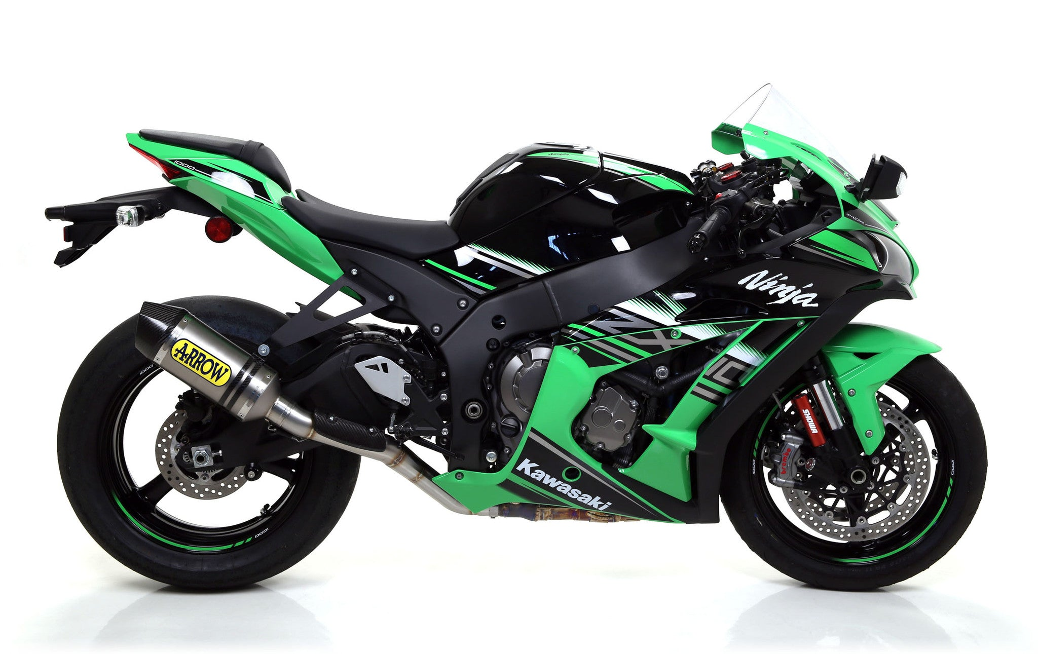 ARROW Kawasaki ZX-10R 2016