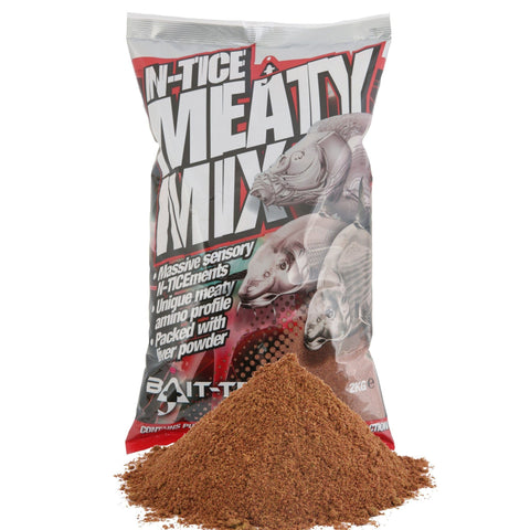 Bait-Tech N-Tice Meat Mix Groundbait & Paste