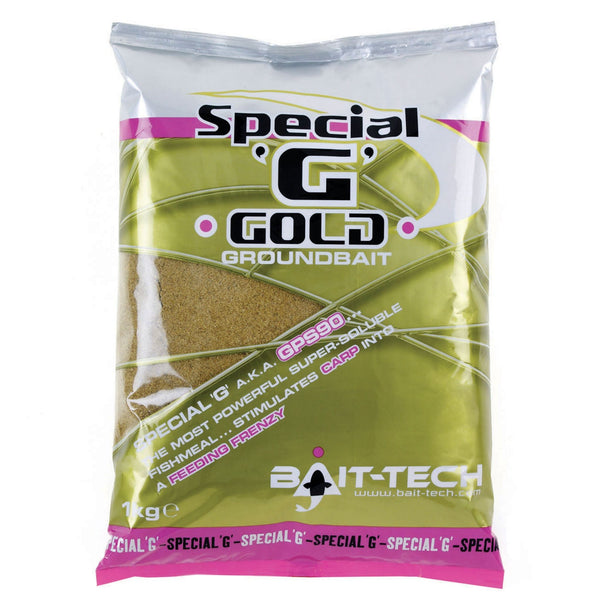 Bait-Tech Special G Gold Groundbait & Paste