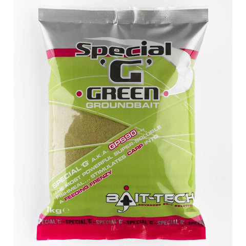 Bait-Tech Special G Green Groundbait & Paste