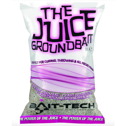 Bait-Tech The Juice Groundbait & Paste