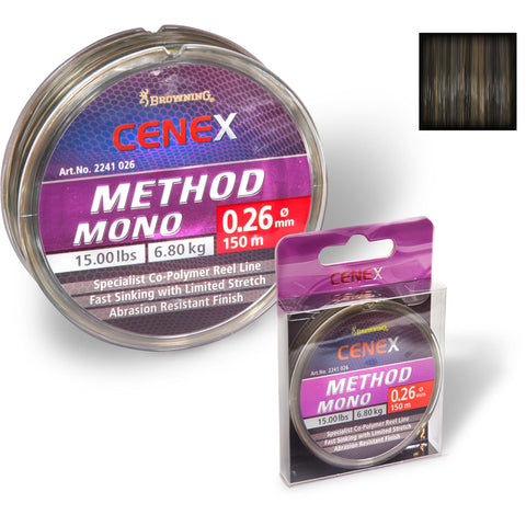 Browning Cenex Method Mono Line Line
