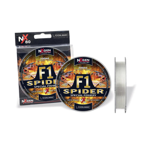 Colmic F1 Spider Line