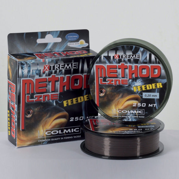 Colmic Method Feeder Reel Line