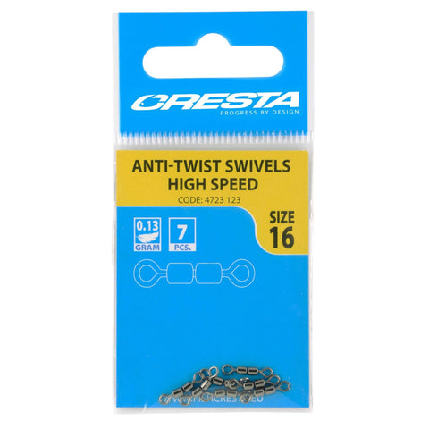 Cresta Rolling High Speed Swivels General Accessories