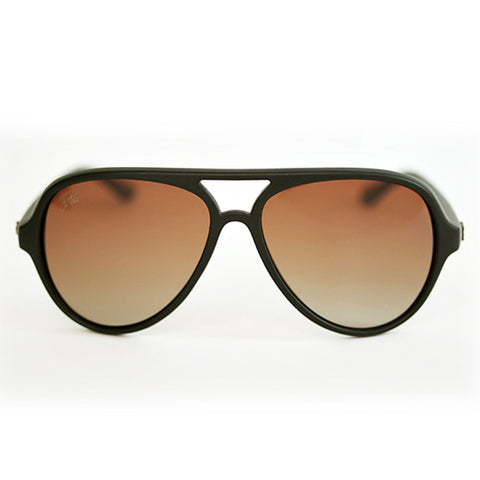 Fortis Eyewear Aviator Polarised Sunglasses