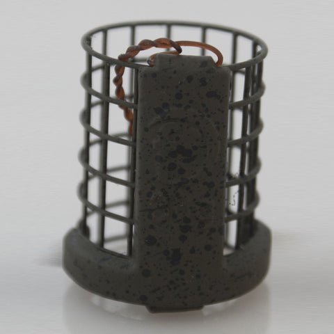 Frenzee Accu-Cast Camo Cage Feeder Feeders