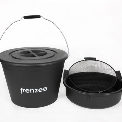 Frenzee Bait Bucket Set 25L Storage
