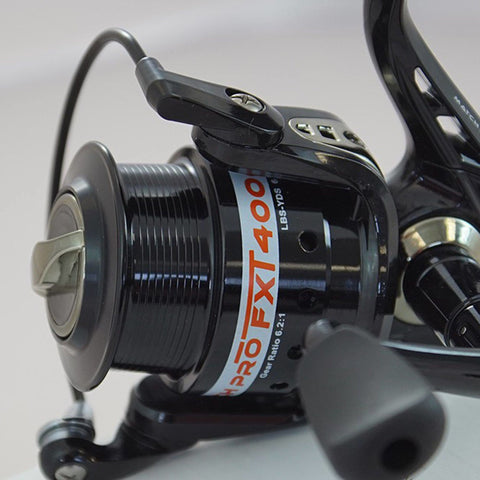 Frenzee Match Pro Reel Front Drag