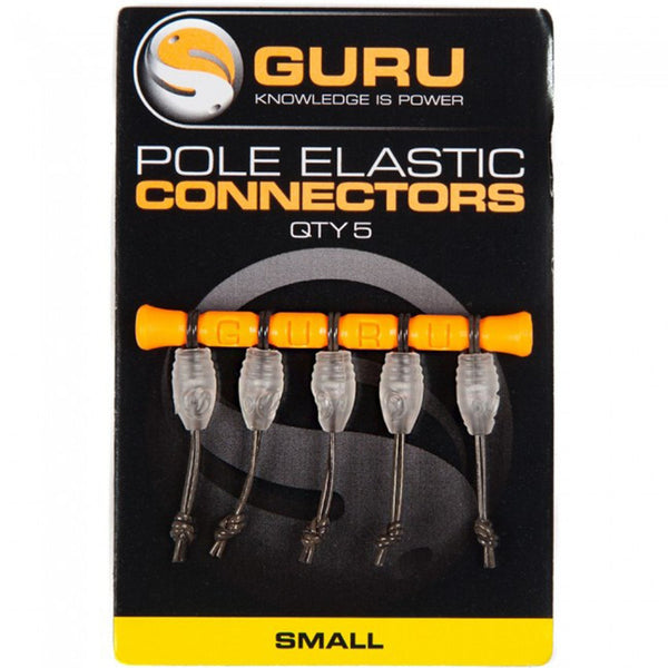 Guru Pole Elastic Connectors Small Elastication