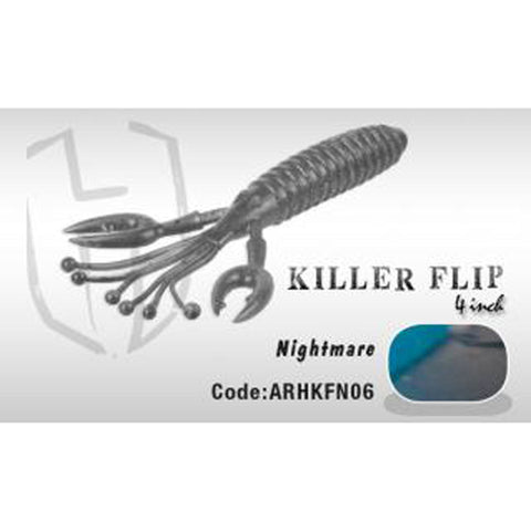 Herakles Killer Flip 4 Nightmare Soft Baits