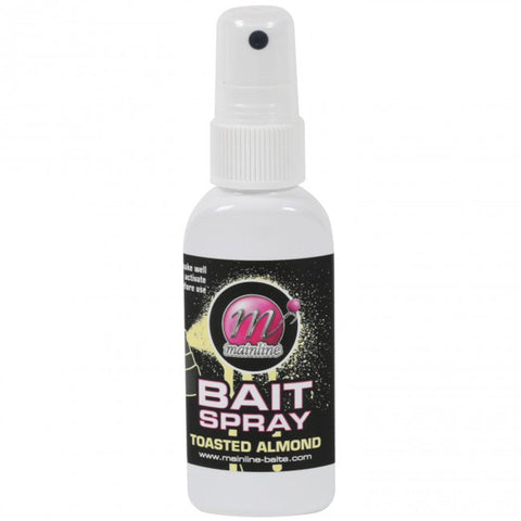 Mainline Bait Sprays Toasted Almond Carp Additives And