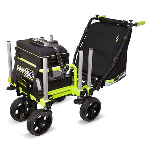 Matrix 4 Wheel Transporter Trolley