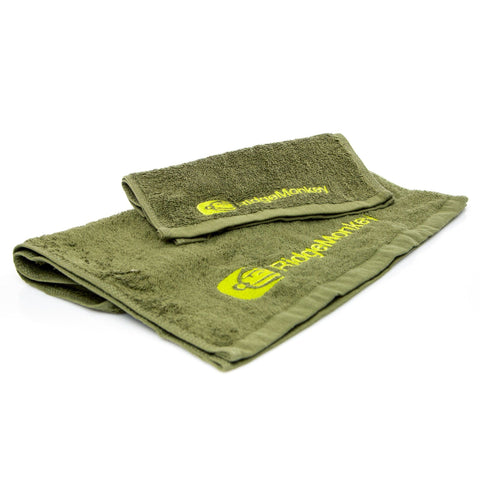 Ridgemonkey Double Towel Set Carp General Accessories