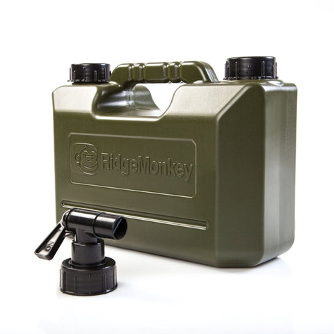 Ridgemonkey Heavy Duty Water Carriers 5L Cooking Equipment