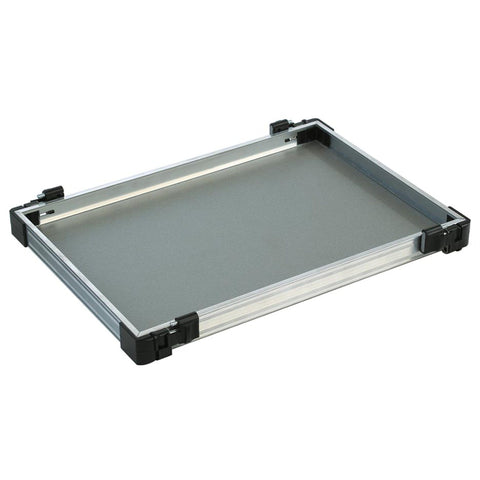 Rive 30Mm Tray Unit Aluminium Seatbox Trays