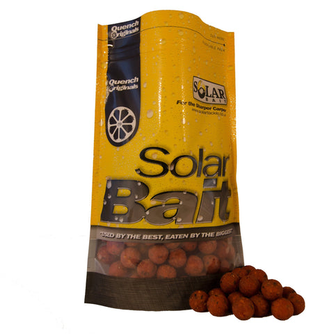 Solar Tackle Original Quench Shelf-Life Boilies 1KG