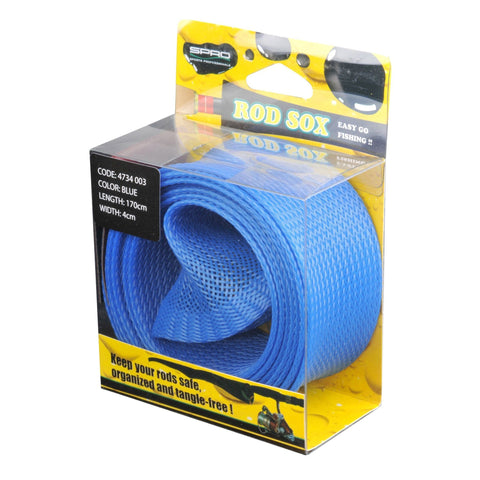 Spro Rod Sox Blue Storage