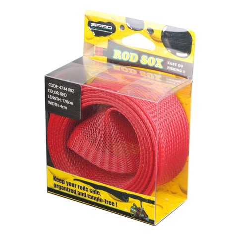 Spro Rod Sox Red Storage
