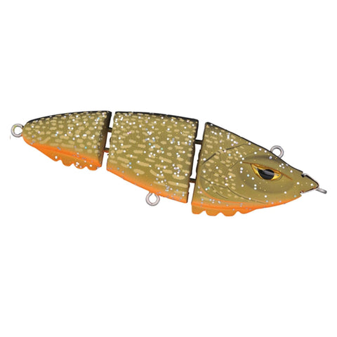 Spro Screamin Baby Triple Devil 90 Swimbait Flash Pike Swimbaits