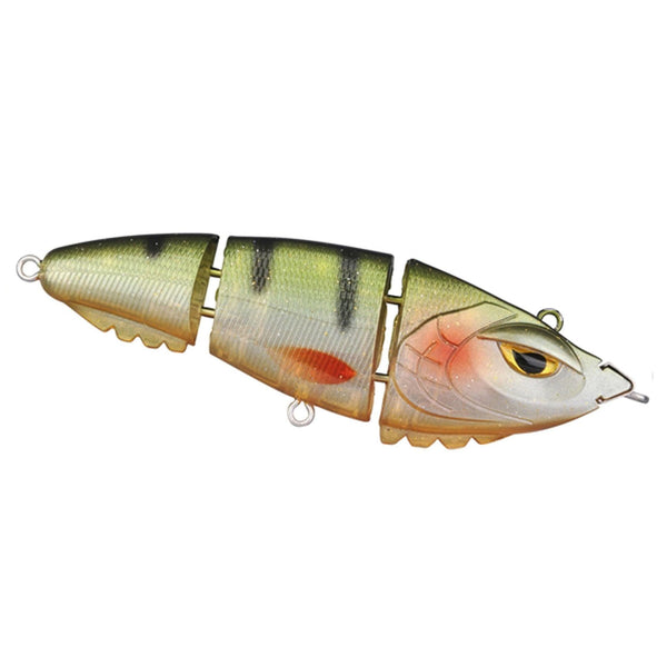 Spro Screamin Baby Triple Devil 90 Swimbait Ghost Perch Swimbaits