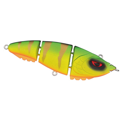 Spro Screamin Baby Triple Devil 90 Swimbait Mat Perch Swimbaits