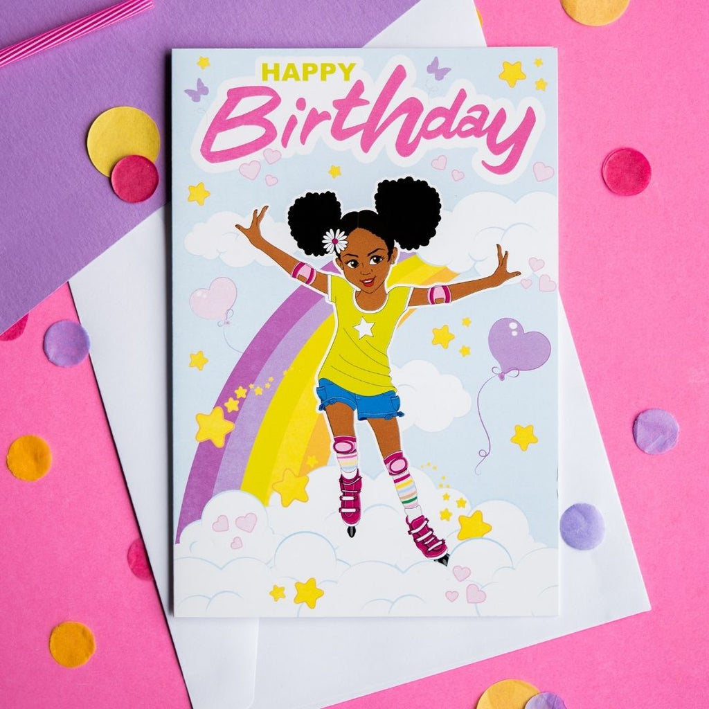 Lela Birthday Card