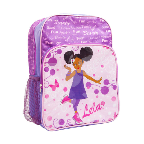 Lela Purple Backpack