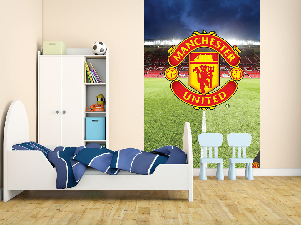 Manchester United Wall Mural  2.32m X 1.58m Part 5