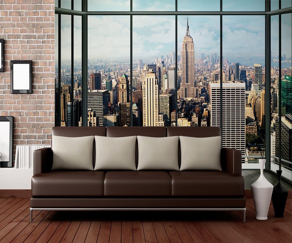 Awesome New York 017 WALL MURAL (3.15mx2.32m) Part 32