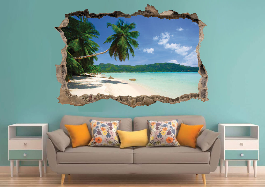 Hole in the wall Beach 1800mm Wide X 1250mm High 1wall murals
