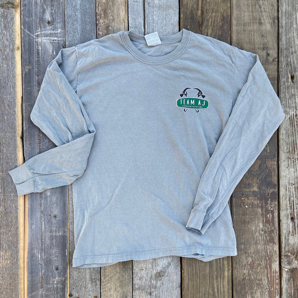 Team AJ Long Sleeve T