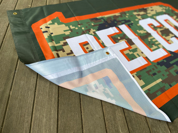 DELCO Hunter 5x3 Flag