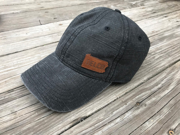 Hat DELCO Aristocrat Black