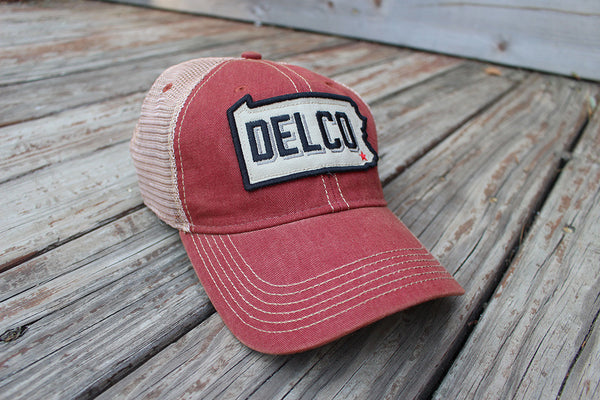 Hat DELCO Code Red