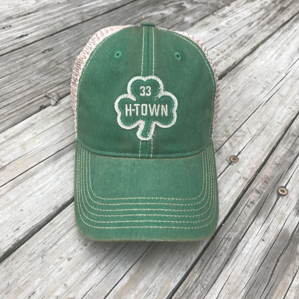 Hat HTOWN Shamrock 33