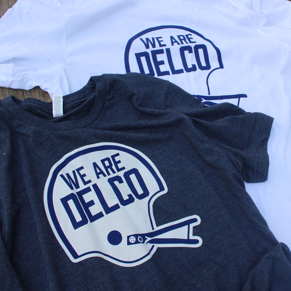 WE ARE DELCO Navy