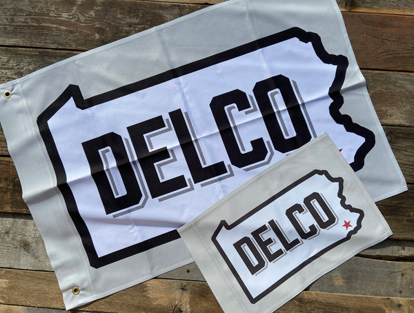 DELCO Dorm and Garden Flags