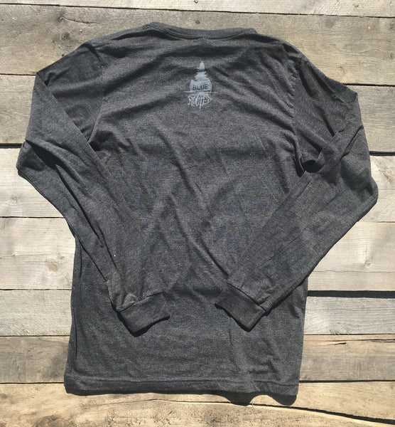 DELCO Long Sleever Dark Grey