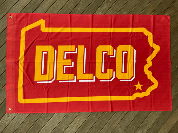 DELCO Fords Flag
