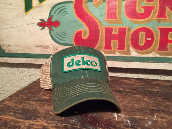 Hat DELCO Shamrock Hat