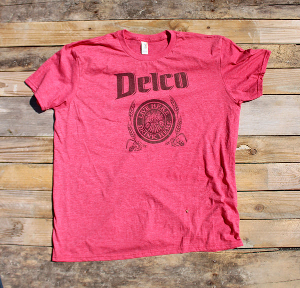DELCO Lite Red