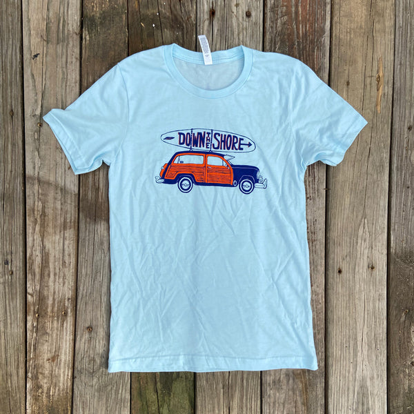 Down The Shore Woodie 2020 Shirt